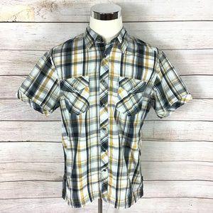 Kuhl Suncel Men's Short Sleeve Button-Front Shirt